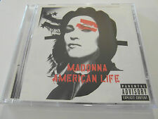 Madonna - American Life (CD Album 2003) Used Very Good