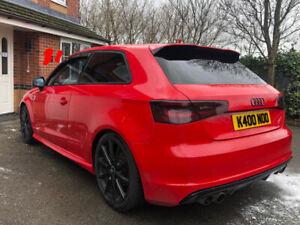 Audi A3 1.4 tfsi s-line black edition