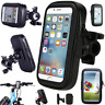 New 360° Bicycle Bike Waterproof Case Mount Holder Cover For Samsung Phones