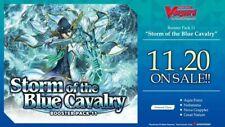 VGE-V-BT11 Heavenly Storn of the Blue Caval Nova Grappler English Playset VR-C