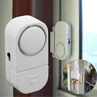 Wireless Anti-theft Door Entry Burglar Sonic Alarm System Loud Sensor For Home