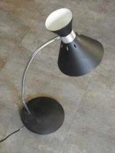 desk lamp table Bauhaus modernist mid century light retro atomic age lacroix old