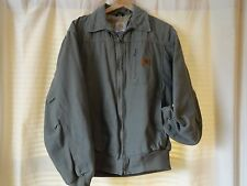 Carhartt Men's Green Heavy Duty Work Chore Coat Jacket (Size M )