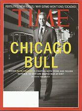 JUNE 10, 2013 TIME MAGAZINE CHICAGO MAYOR RAHM EMANUEL 23RD U.S. CHIEF OF STAFF