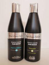 Mon Platin DSM Black Caviar Hair Conditioner 400ml & Shampoo For Curly Hair 400m