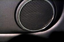 D Chrysler PT Cruiser Chrom Ringe für Türlautsprecher- Edelstahl poliert