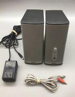 Bose Companion 2 Series II Computer Multimedia Speakers - Fast Ship - B25