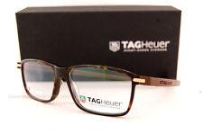 Brand New TAG Heuer Eyeglass Frames REFLEX 3951 003 Tortoise/Gold Men SZ 53