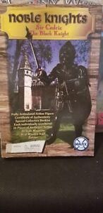 The Legendary Noble Knights Sir Cedric The Black Knight Marx Toys Reissue NIB