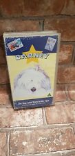 Barney The Dog with Stars in his Eyes Goes to the Seaside Rare VHS Video TBLO
