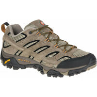Mens Merrell Moab 2 Ventilator Mens Walking Shoes - Brown 1