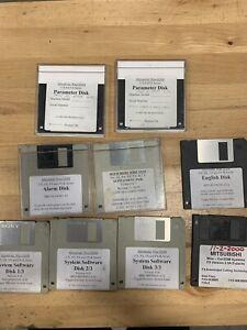 Mitsubishi Wire EDM FX10 Software Disks
