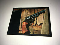 SMITH & WESSON Catalog 1970s Advertising Revolvers Pistols Rifles Handgun Specs