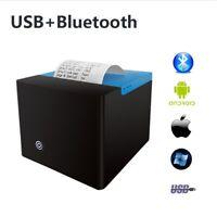 Bluetooth Thermal POS Receipt Printer Mini Portable Wireless Desktop Machine New