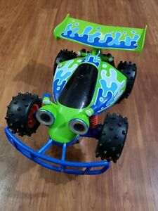 "Disney Pixar Toy Story RC Wireless Car 14"" No Remote Control - Thinkway"