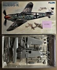 FUJIMI P1-700 - MESSERSCHMITT Me109G/K - 1/48 PLASTIC KIT (NO DECALS)