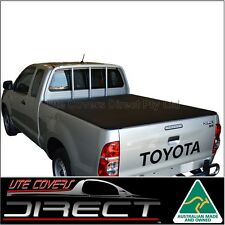 Tonneau Cover suits Toyota Hilux Extra Cab (Apr 2005 to Aug 2015) Clip On