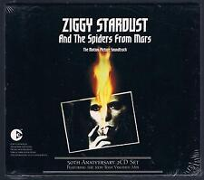 DAVID BOWIE ZIGGY STARDUST AND THE SPIDERS FROM MARS - 2 CD F.C. SIGILLATO!!!