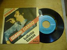"""GIANNI CIARDO""""PASQUINA-disco 45 giri RCA 1978"""" PROG."""
