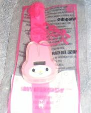 McDonald's Happy Meal Hello Kitty My Melody Watch - NIP - New