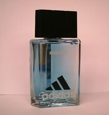ADIDAS MOVES AFTERSHAVE FOR MEN 1.7 OZ BOTTLE *NEW NO BOX*