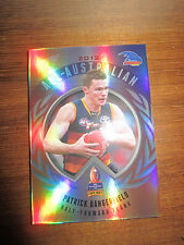 2013 SELECT PRIME ADELAIDE CROWS PATRICK DANGERFIELD ALL AUSTRALIAN CARD AA10