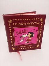A Peanuts Valentines-2003 1st Edition Hardback Book Schultz Comic Illustrated