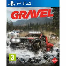 Gravel PS4 Playstation 4 Brand New Sealed