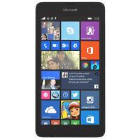 Microsoft  Lumia 535 - 8GB - Schwarz (Ohne Simlock) Smartphone in OVP
