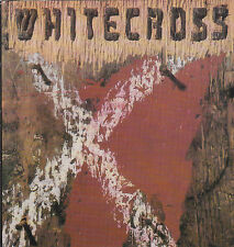 WHITECROSS - S/T DEBUT (*Used-CD, 1987, Star Song) Christian Metal Rex Carroll