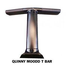 Genuine QUINNY moodd BUMPER BAR safety T bar black NEW