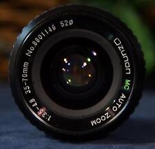 Very Nice OZUNON MC 35-70mm f 3.5-4.8 Zoom Lens for Pentax SLR K Mount