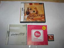 Nintendogs Miniature Dachshund and Friends Nintendo DS Japan import
