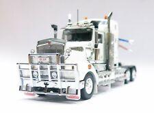 Kenworth T908 Prime Truck - 10 Year Anniv White - Drake 1:50 Model #Z01454 New!