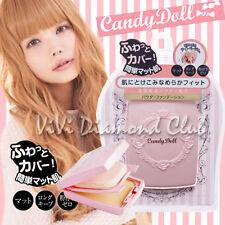 JAPAN Candy Doll Tsubasa Masuwaka Powder Foundation N Light Beige 10g ***NEW***