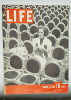 Life Magazine March 14 1938 Life Goes to New Orleans Mardi Gras Radio Rehearsal
