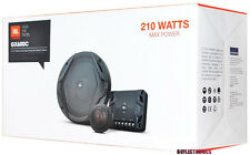 "JBL GX600C 210 Watts GX Series 6.5"" 2-Way Car Component Speaker System 6-1/2"""