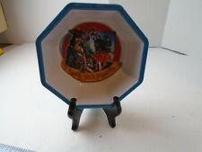 Pirates of the Caribbean Captain Jack Sparrow Plastic Bowl Octagonal ZAK Designs