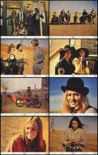 ANTIQUE MOTORCYCLES orig 1973 lobby card set movie posters HEX/CHRISTINA RAINES