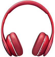 Samsung Original Level On Ear Wireless Headphones - Red