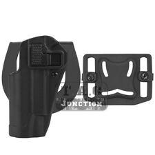 CQC Serpa ocultamiento de pistola de mano izquierda Cintura/Funda Pistola Para Colt 1911 M1911