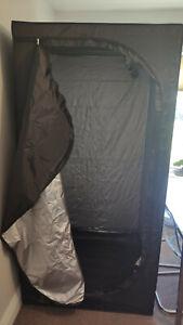 Grow tent 100x100x200cm - Secret Jardin - Excellent condition - Never used