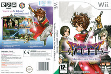 Wii dragon Quest Swords the Masked Queen & the Tower of Mirrors also for Wii U