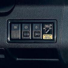 Genuine MAZDA 5 2010 onwards SRS Cut Off Switch CGY0-76-KD0