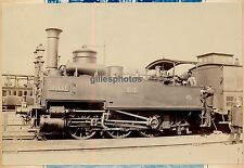 Locomotive OUEST N° 1110 c. 1880-90 -  Train - 40