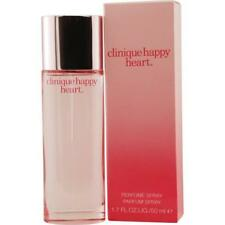 Clinique Happy Heart 50ml Parfum Spray  - BRAND NEW RETAIL PACKAGED & SEALED