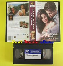 film VHS RICOMINCIARE A VIVERE 1999 sandra bullock harry connick (F41) no dvd