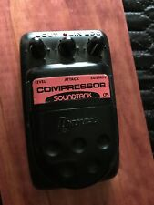 Vintage Ibanez Cp5 Compressor Guitar/Bass Effect Pedal Japan