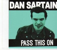(EY570) Dan Spartain, Pass This On - 2014 DJ CD
