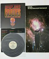 Quincy Jones ‎– Roots (The Saga Of An American Family) 1977 LP A&M SP-4626